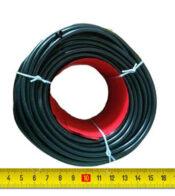 Funda macarrón PVC flexible para cables