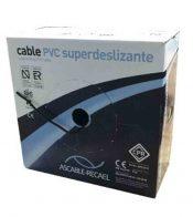 Cable eléctrico para interiores