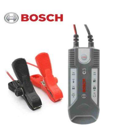 cargador de baterías bosch c3