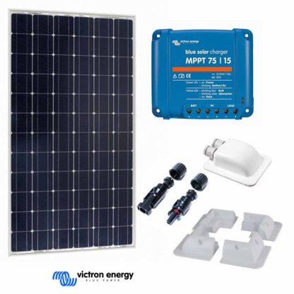 Kit Solar Caravana y Camper 175W