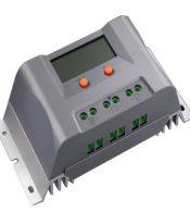 Controlador de carga Solar MPPT 15A