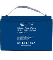Batería de Litio Victron Energy SuperPack 12,8V 100Ah 1280Wh