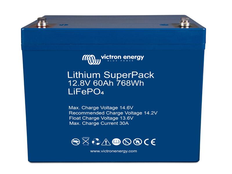 Batería de Litio Victron Energy SuperPack 12,8V 100Ah