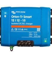 Cargador Booster Orion Tr Smart 12/12 18A