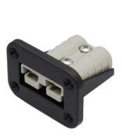 Conector Anderson 50A con soporte panel